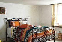 interior design (boho vintage) / by Cynthia Dartley