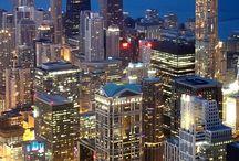 Chicago / by Lu Harvey