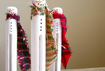 Dolls--Clothespin and Wooden / by Arlene Peterson