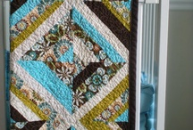 Simple Quilters / Links to Simple Quilt Patterns and Ideas / by Bia Bernum