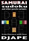 Puzzles / Sudoku books Killer Sudoku Samurai Sudoku KenKen Kakuro Griddlers/Picross and much much more! / by Djape