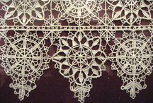 Luxurious Lace / by Vintage Linens