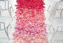 Ceremony & Aisle Flowers / by Fleurs De France
