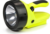 HybridLight Products / The Hybrid Light product line, consisting of the Hybrid Flashlights, the Hybrid Spotlight and the unique Camping Light. / by Hybrid Light