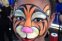 Face Paint / by Pam Lane