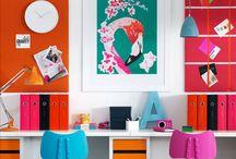 New Office / by Mariglynn Edlins