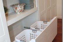 Home sweet home: Laundry/Mud Room / by Jamie Lewis