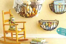 Kids room Ideas / by Krystle Walsh