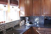 kitchen make over / by Christin Pristas