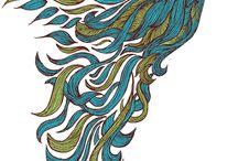 Drawings/Artsy Prints / by Marina Zarya