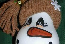 snowmen / by Sarah Jane McCollum Davis