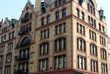 New York City | Architecture / From the beginning up to the end of the 1930s / by Merry
