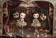 doll 玩偶 / by KIWIFRUIT KIWI WORLD