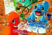 POKEMON! / by Tony Bullock