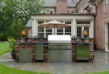 Decks, Stone Patios and Hardscape by Fivecat Studio / Some of our favorite decks, stone patios and hardscape from Fivecat Studio projects. / by Fivecat Studio