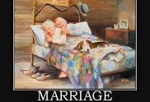 Love and marriage / by Melissa S