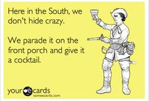 Blessed to be Southern / I love the South! / by Michelle Felak