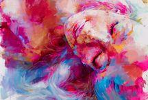 art work / by Dushleen Bawa