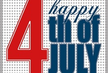 4th of July Crafts and Decor / by Sunny Hall