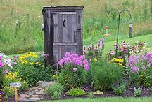 Outhouses - Privacy Please ♫ / by Joni Lehan