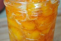 Canning jam,jellies  / by Stephanie Shafer