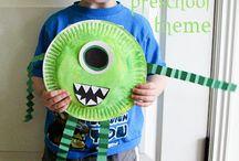 Preschool '14-15 / by Laura Nielsen