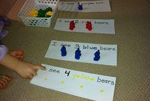 Pre-K Teaching / by Paige Field