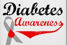 Diabetes / by Shirley Lowrey