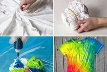 tie-dye / by Heather Hall