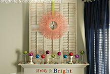 Christmas Decor / by Susan Christy