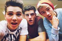 Magcon Boys<3<3<3!!!!!! / by Meghan Trontvet