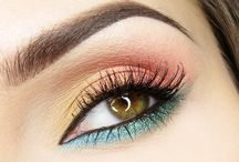 makeup / by Sayma Montelongo