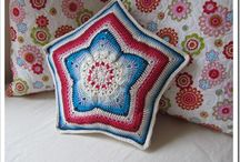 Takarók, párnák - Blankets, pillows / by Ildikó Ágoston