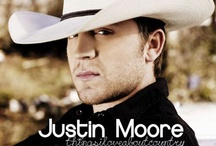 Justin Moore / by RedNeck Candles
