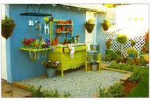 gardening / by Shelbi Hudson