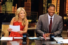 Live with Kelly and Michael / by Susan Girot