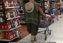 People Of Walmart / by Bailey Newman