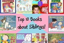 Kid's Books: Family / Celebrate the love of family from moms and dads to grandparents and siblings with these sweet children's books. / by Little One Books
