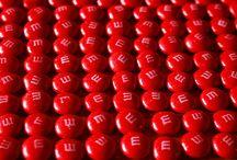 The Red / by Samanata Thapa