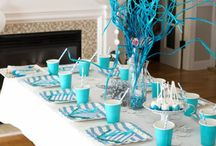Teah's Frozen Party / by ashley Vess