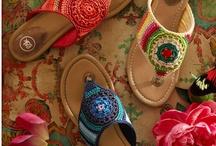 Crochet Slippers, Flip Flop, Sandals, Shoes, Boots, Socks / by diyblue