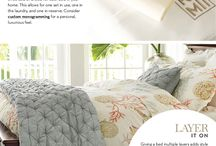 bedrooms / by ashley Vess