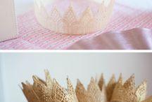 Crown Party / by Renata Rangel