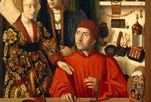 15th century costume / by Liz Hamill
