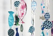 Mobiles and Garlands / by Jacqueline Irwin