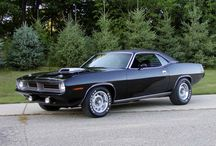 Mopar or No Car / The finest rides of the 60's and 70's Chrysler corp at its best. / by Joe Gervais