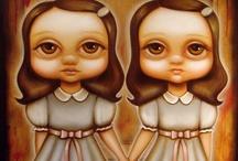 Creepy but I Love it / by Andrea Johnson Beck