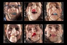 Project; Water/Zee / Actie foto van ' snoepje in een bak'. / by Angeline Kooijman