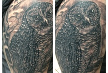 Tattoos / Tattoos that I have done on others. / by Will Arney