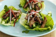 lettuce wraps / by Crissy's Crafts